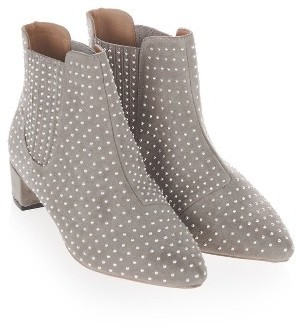 Topshop Women's Topshop Killer Studded Chelsea Boot