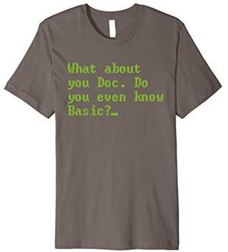 Stranger Basic Programming Premium T-shirt Things
