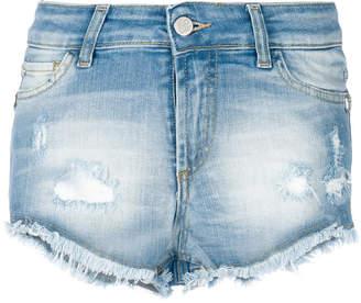 Frankie Morello Blandine denim shorts