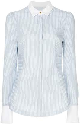 Rebecca Vallance Cassia striped shirt