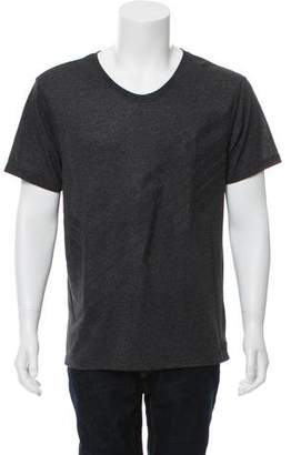 Pierre Balmain Short-Sleeve Crew-Neck T-Shirt w/ Tags