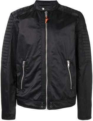 Diesel zipped biker jacket