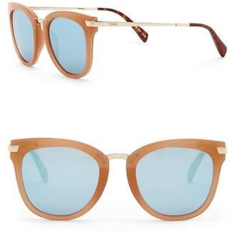 Toms 51mm Adeline Blush Sunglasses