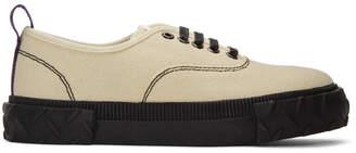 Eytys Ecru Viper Sneakers