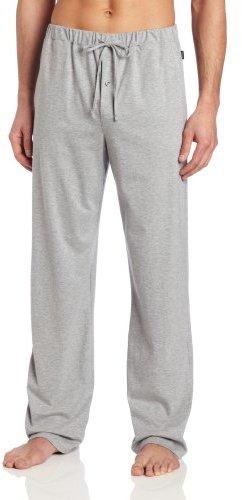Hanro Men's Night And Day Long Knit Pant