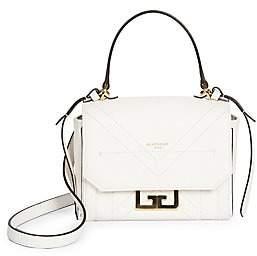 Givenchy Women's Mini Eden Leather Top Handle Bag