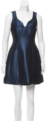 Prabal Gurung Sleeveless Mini Dress