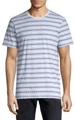 Sovereign Code Antonis Striped Cotton Tee