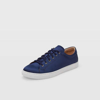 Club Monaco Jadyn Satin Sneaker