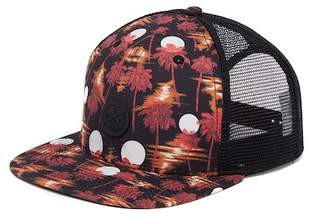 Wesc Hawaii Night Snapback Cap