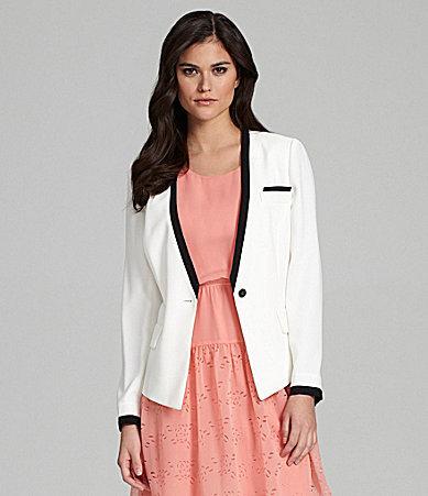 Gianni Bini Olivia One-Button Jacket