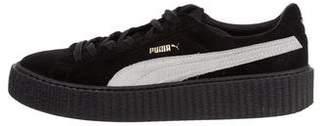 FENTY PUMA by Rihanna Puma x Fenty Suede Creeper Sneakers