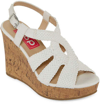 POP Womens Seri Wedge Sandals