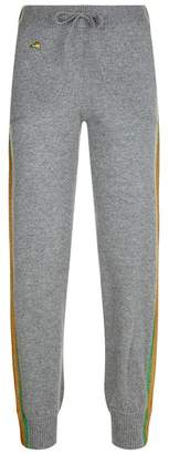 Bella Freud Lurex Stripe Sweatpants