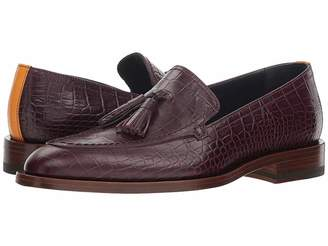 Paul Smith Alexis Croc Embossed Loafer