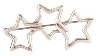 Tiffany & Co. Star Brooch silver Star Brooch