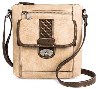 Bolo® Solid Cross-body Bag - Grey $29.99 thestylecure.com