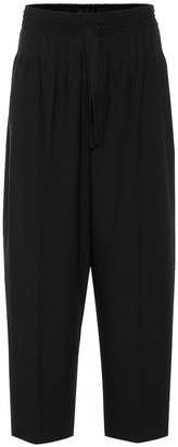 Haider Ackermann Wool wide-leg pants