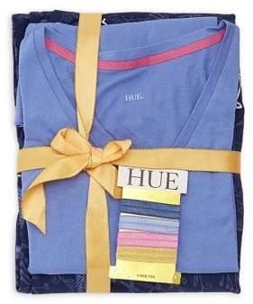 Hue Two-Piece Night Cocktail Pajama Set
