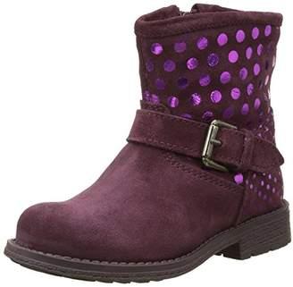 Agatha Ruiz De La Prada Girls' 171975B Boots, (Purple Vino), 13 Child UK 32 EU