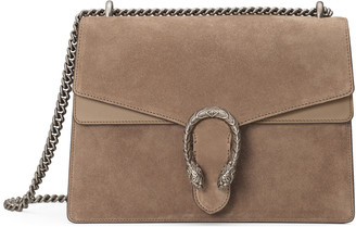 Dionysus suede shoulder bag $2,500 thestylecure.com