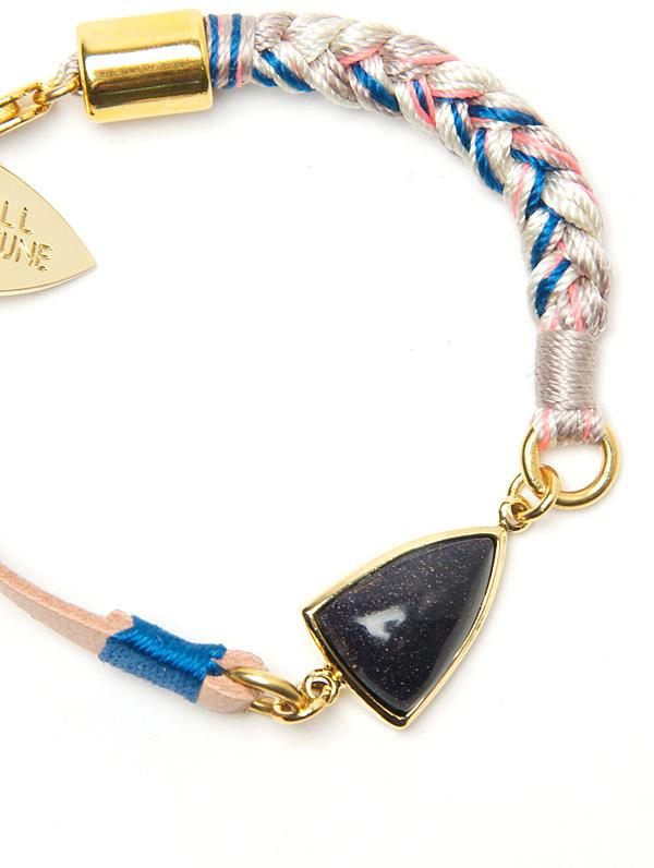 Lizzie Fortunato Sacred Valley Peach Bracelet