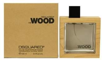 DSQUARED2 He Wood By For Men Eau De Toilette Spray