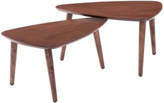 Koah Zuo Modern Nesting Coffee Table 2-piece Set