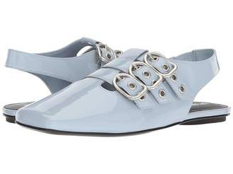 Opening Ceremony Assata Buckle Flat Women's Flat Shoes