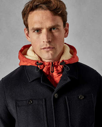 Ted Baker JONNES 2-in-1 wool jacket