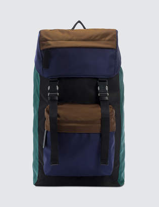 adee45aed11d Marni Multicolor Functional Backpack