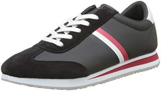 Tommy Hilfiger Men's Core Corporate Low-Top Sneakers