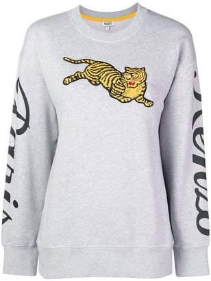 Kenzo jumping tiger sweatshirt