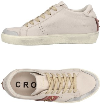 Leather Crown Low-tops & sneakers - Item 11453557UQ