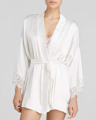Hanky Panky Lady Catherine Silk Robe