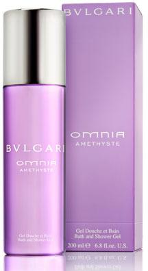 Bulgari Bvlgari Omnia Amethyste Bath & Shower Gel