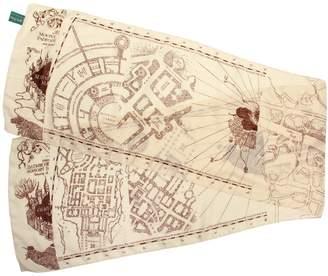 Elope Harry Potter Marauder's Map Lightweight Costume Scarf