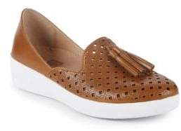 FitFlop Superskate D'Orsay Leather Loafers