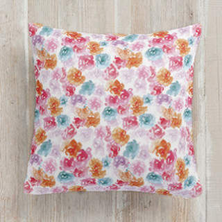Flower Power Doodles Self-Launch Square Pillows
