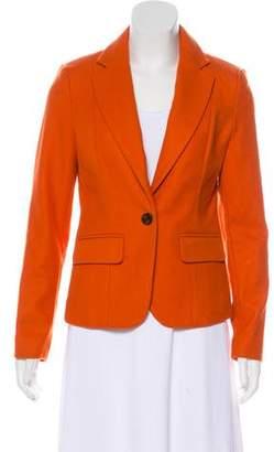 MICHAEL Michael Kors Wool Blazer Jacket