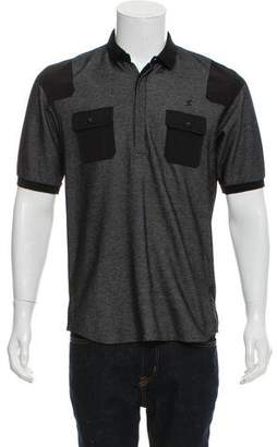 Undercover Two-Pocket Polo Shirt