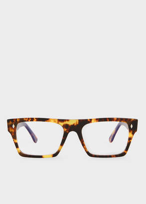 Paul Smith Cutler And Gross + Honey Comb Turtle Spectacles - Limited Edition