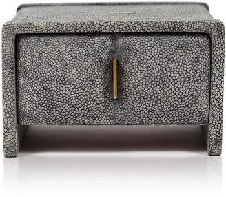 R & Y Augousti Bumps Small Jewelry Box