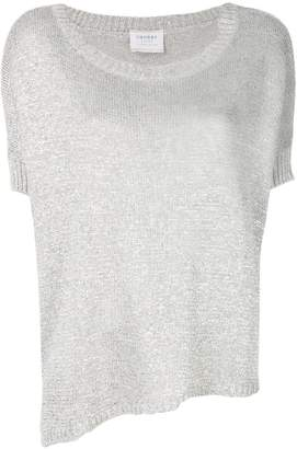 Snobby Sheep sparkly knitted top