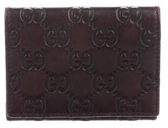 3023782567f Gucci Card Case - ShopStyle