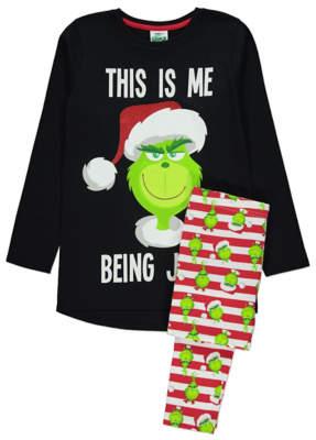 George The Grinch Christmas Pyjamas