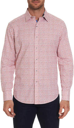 Robert Graham Torrey Classic Fit Woven Shirt