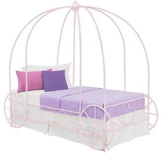 DHP Metal Carriage Bed - Dorel Home Products