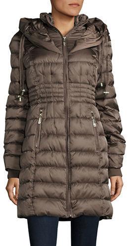 Betsey JohnsonBetsey Johnson Long Puffer Coat