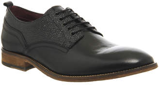 Poste Belvedere Embossed Lace Up